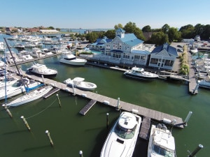 Bluewater Yacht Center Hampton